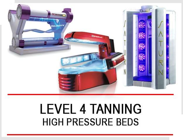 Level 4 tanning REV2 saturn